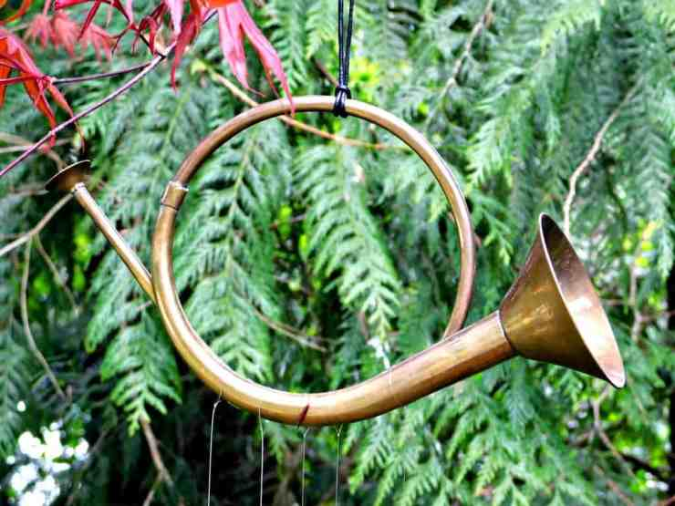 Musical Horn Wind Chime Tutorial