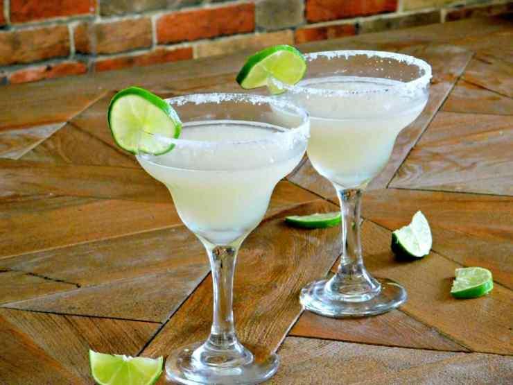 Mama's Classic Margarita Recipe