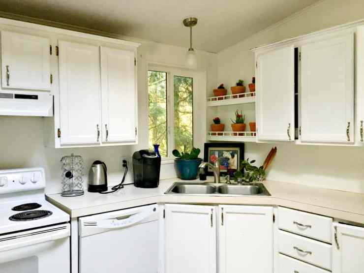 Homemade Degreaser Kitchen Cabinets