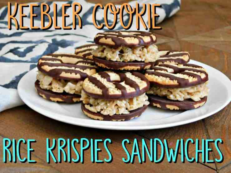 Keeber Cookie Dessert Sandwich