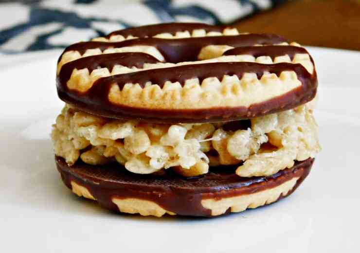 Keebler Cookie Dessert Sandwich