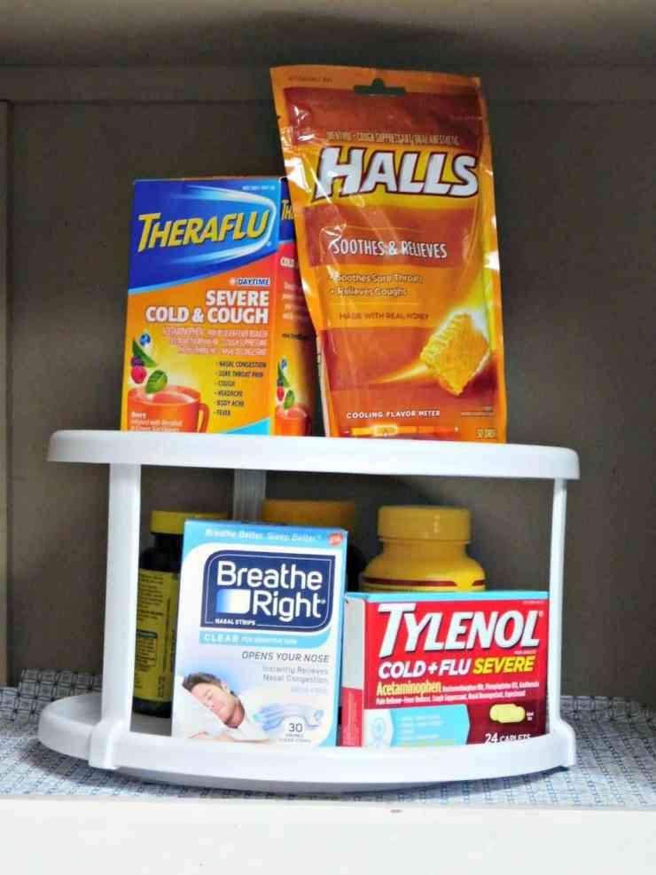 Medicine Cabinet Organization Tips