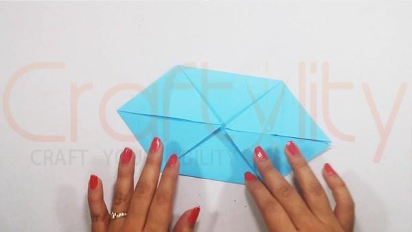 Origami Rabbit - 11