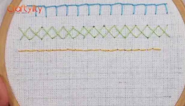 Back Stitch - 06