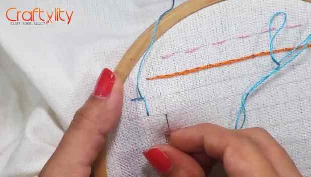 Blanket Stitch - 04