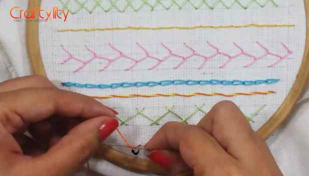 French Knot 02