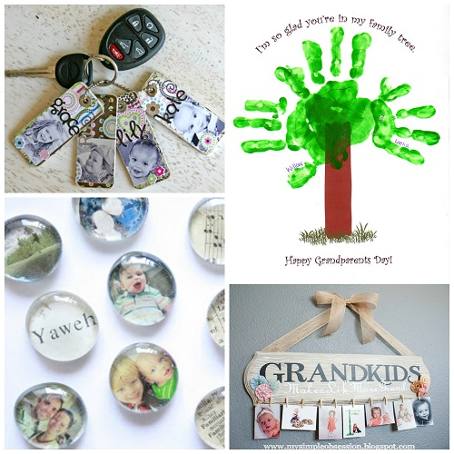 creative grandparent s day