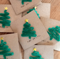Pipe Cleaner Christmas Craft Ideas