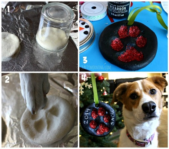 salt-dough-puppy-ornament