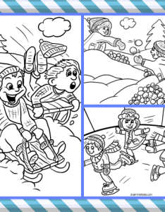 also free printable winter coloring pages for kids crafty morning rh craftymorning