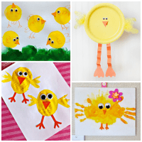 The Most Adorable Chick Crafts for Kids - Crafty Morning