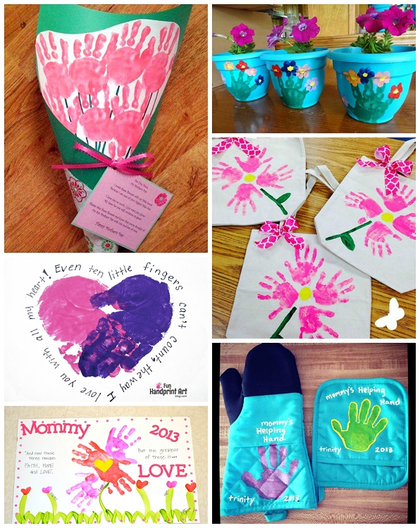 mother s day handprint