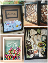 Cutest Shadow Box Ideas to Make - Crafty Morning
