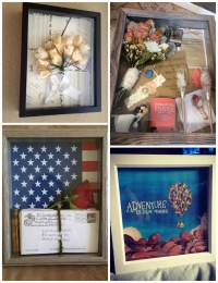 how to decorate a shadow box | Billingsblessingbags.org