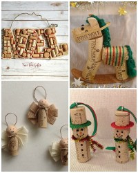 Wine Cork Gifts To Make - Gift Ftempo