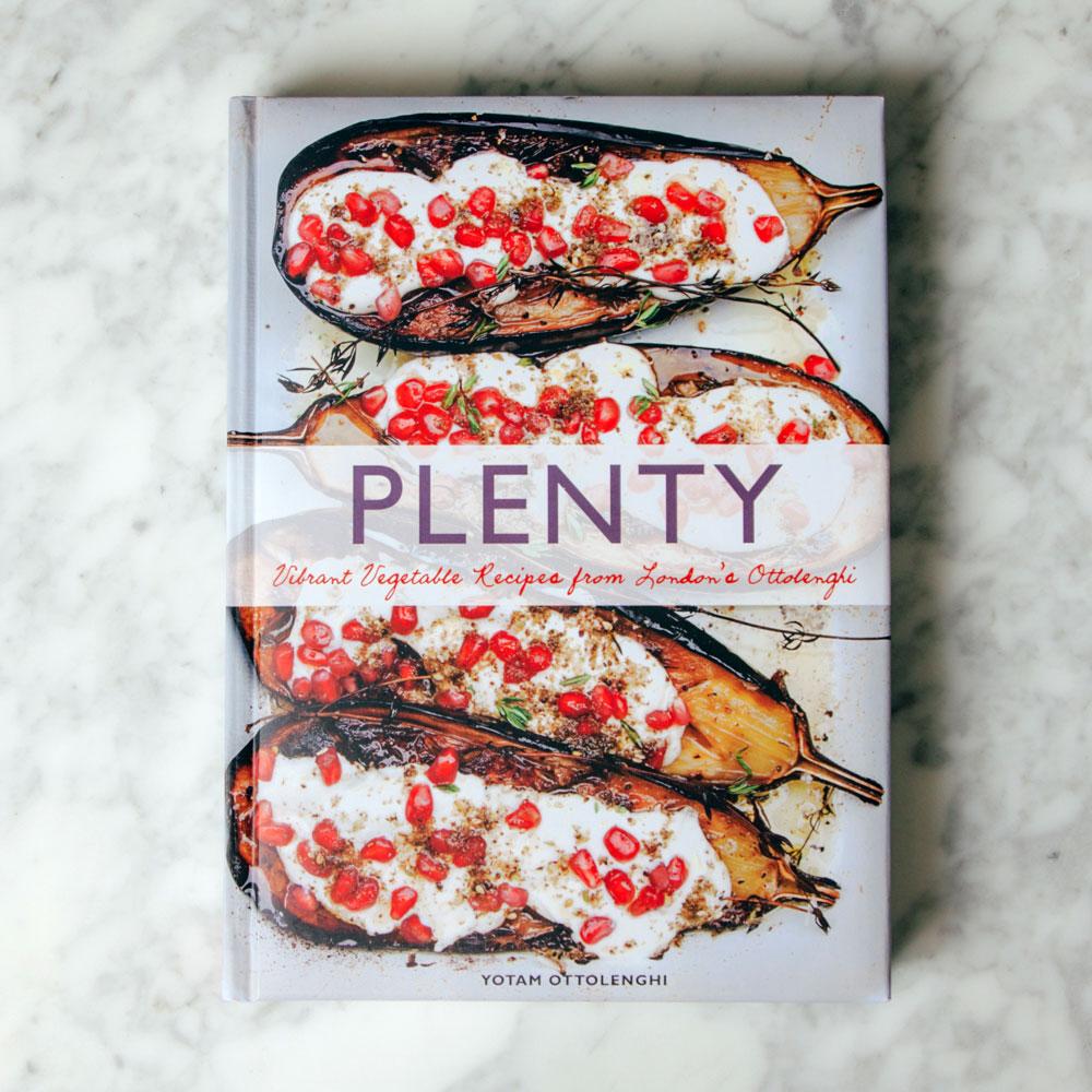 Plenty Cookbook, photo