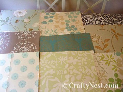 Choose your arrangement of wallpaper, photo