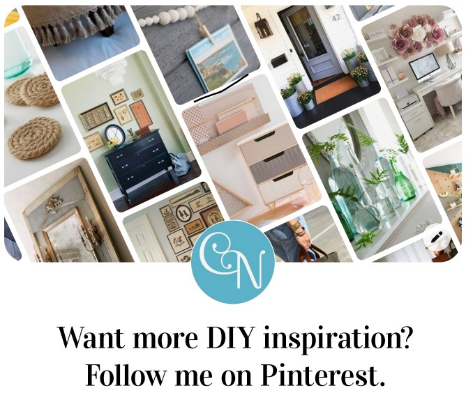 Crafty Nest Pinterest widget