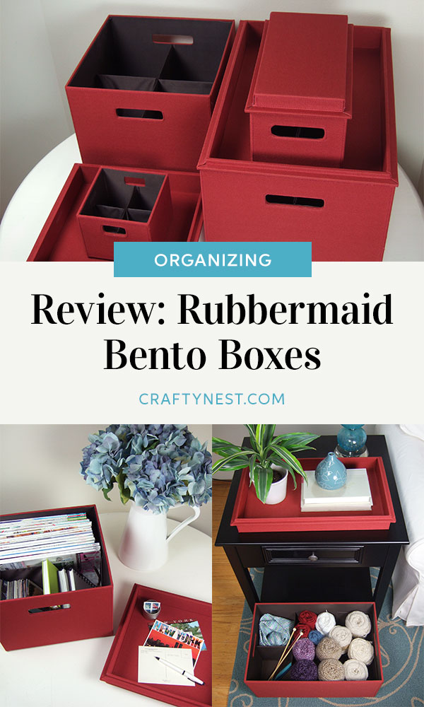Crafty Nest Bento Boxes and Toppers, photo