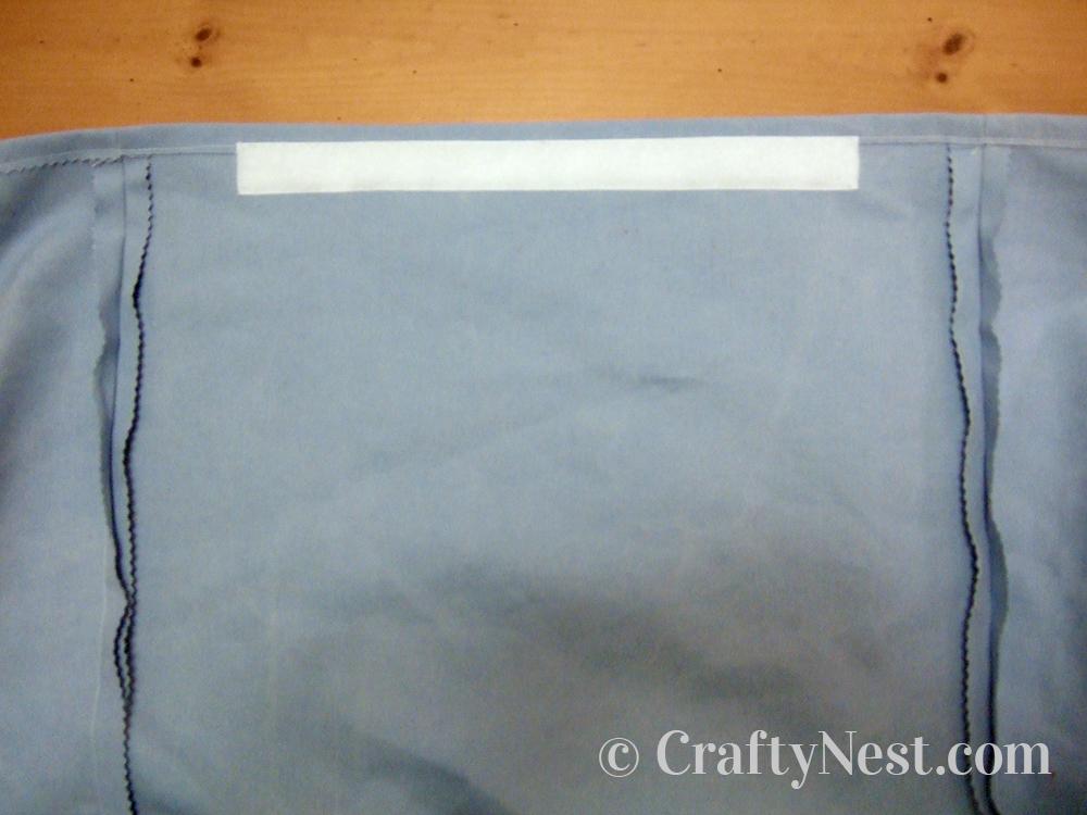 Sew on Velcro, photo