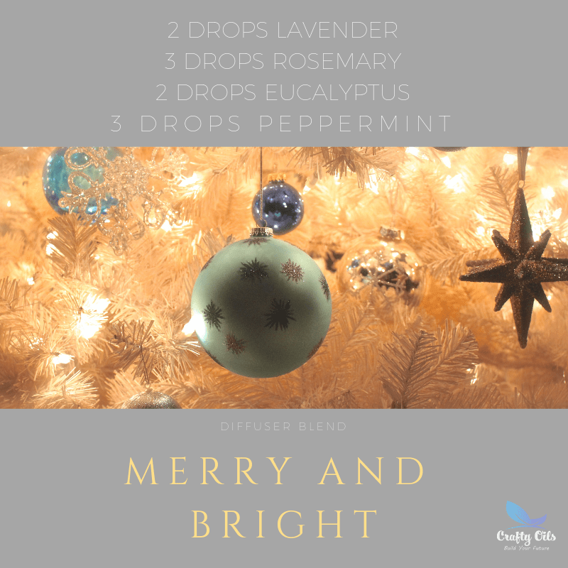 Merry and Bright Diffuser Blend