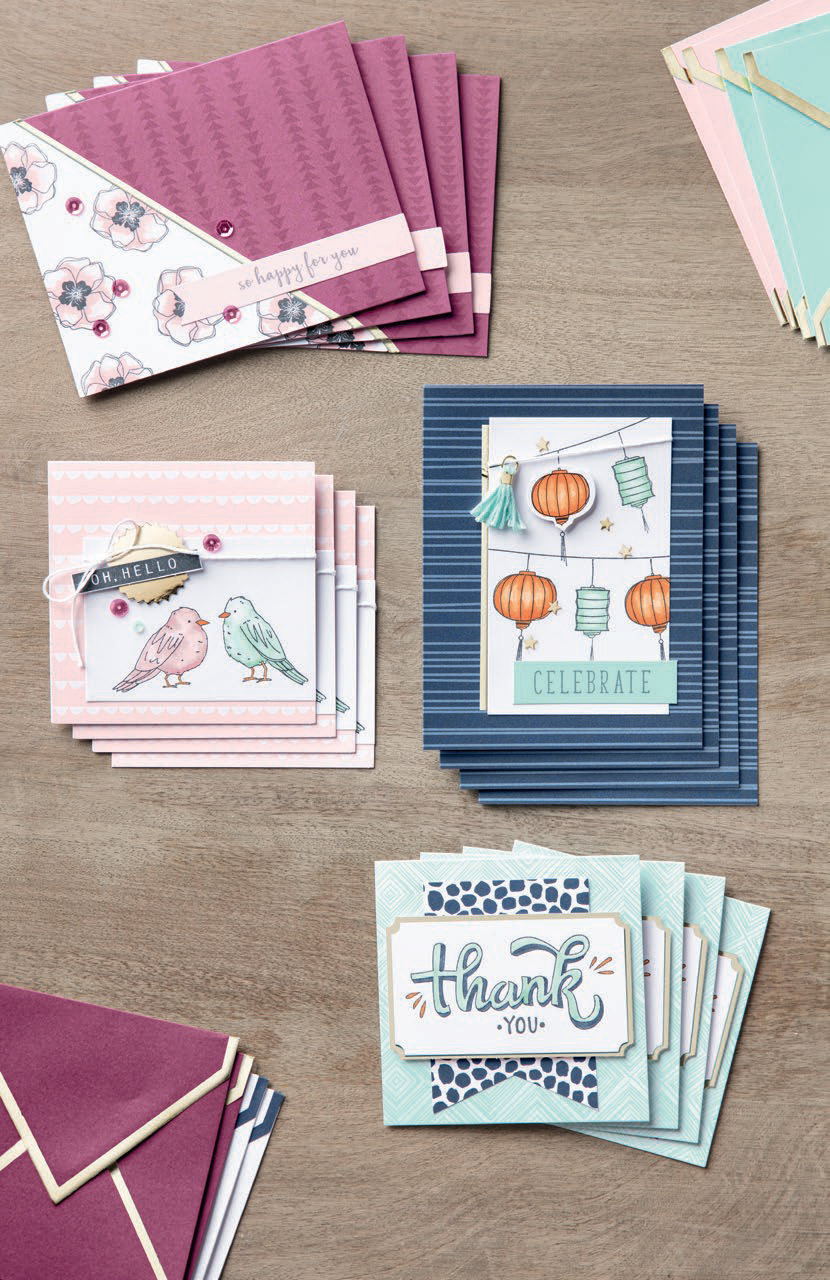 Stampin' Up! Current Promotion