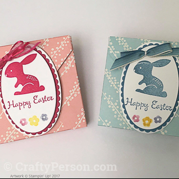 Bunny Treat Boxes