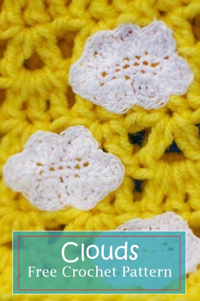 clouds free crochet pattern