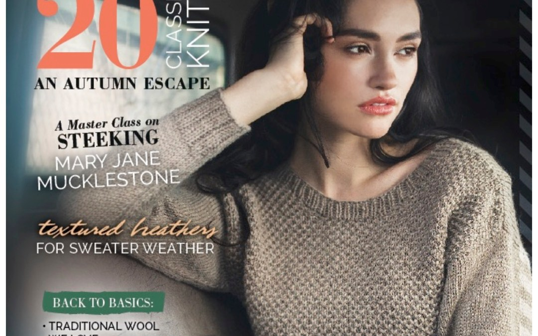 Interweave Knits Fall 2016 – Review