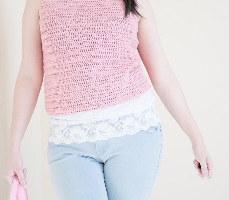 Basic Crochet Top Tutorial