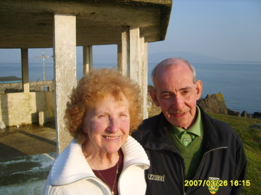 Betty and Gerry McLaughlin