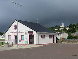 Foyle Ferry Ticket Office at Greencastle