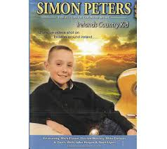 Simon Peters, country singer from Lifford