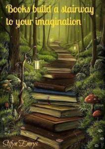 books imagination