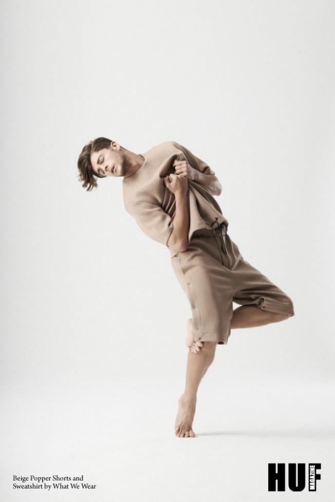 Dancer Boy: Sam Salter by Darren Skene