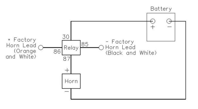 stebel air horn wiring diagram wiring diagram wiring diagram for air horn the