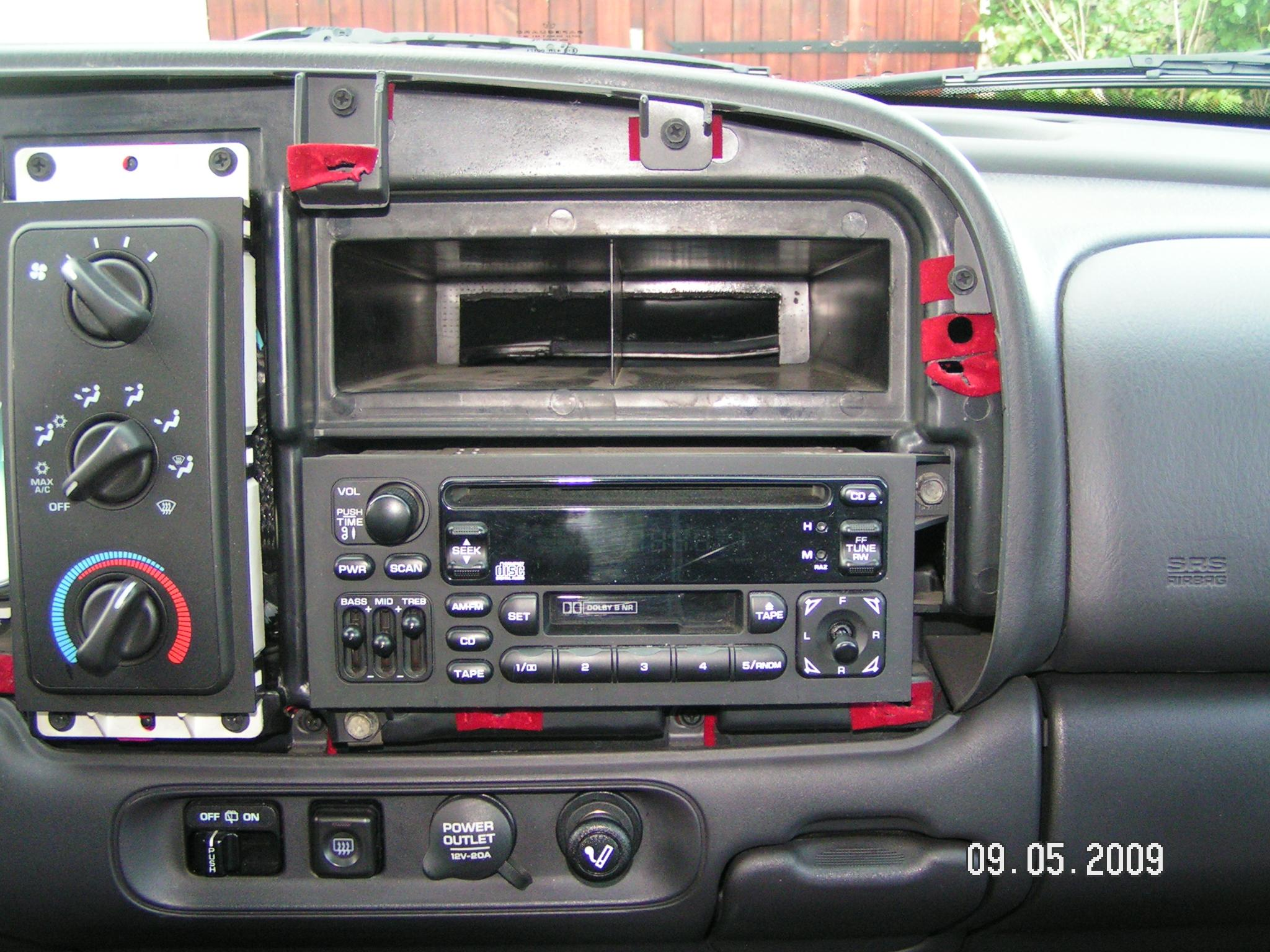 2002 Dodge Neon Radio Wiring Diagram 1999 Dodge Dakota Stereo