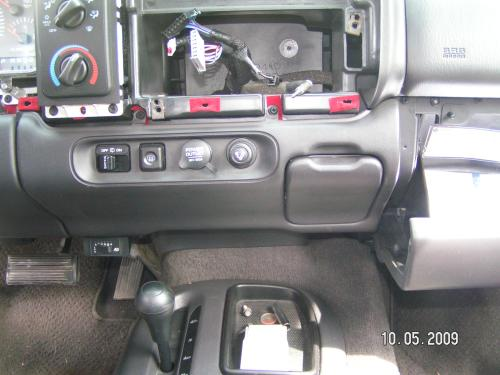 small resolution of 2000 dodge dakotum under dash wiring