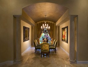 Roz Shuster Designs - Boca Raton Residence,  Interior Photography by Craig Denis