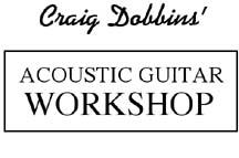 Craig Dobbins: Guitarist, Author, and Composer
