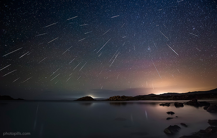 Astrophotography – PhotoPills – Guide To Meteor Showers in 2018