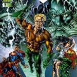 Aquaman Annual #1 - Inks