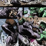 The Hulk  Pg01- Pencils/inks/colors
