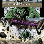 The Hulk  Pg04- Pencils/inks/colors