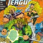 Justice League International #61 - Inks