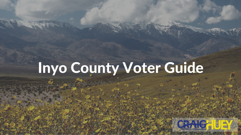 Inyo County Voter Guide