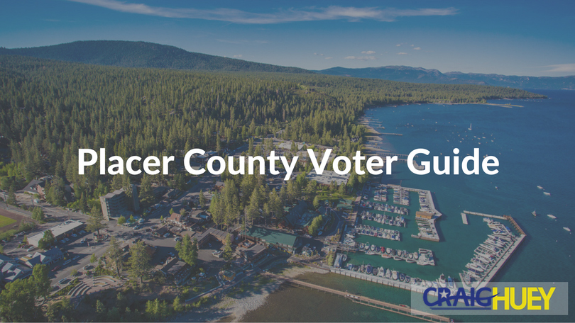 Placer County Voter Guide