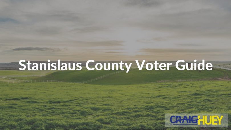 Stanislaus County Voter Guide