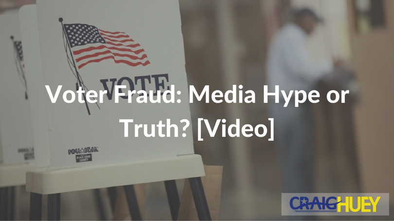 Voter Fraud: Media Hype or Truth? [Video]