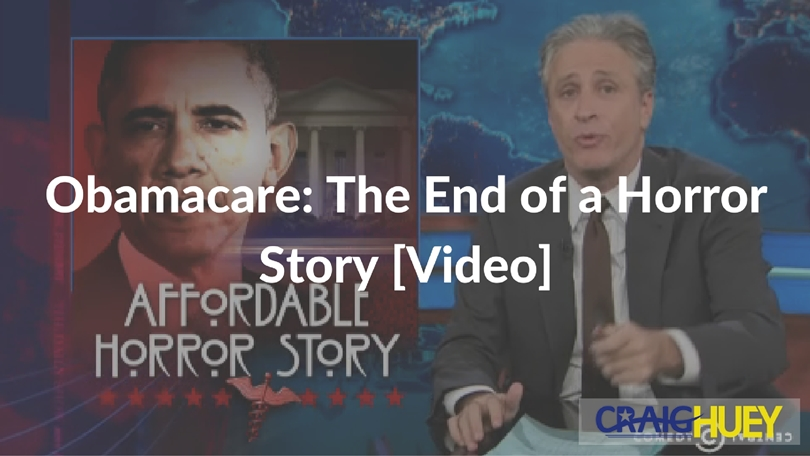 Obamacare: The End of a Horror Story[Video]